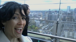 Top of Space Needle